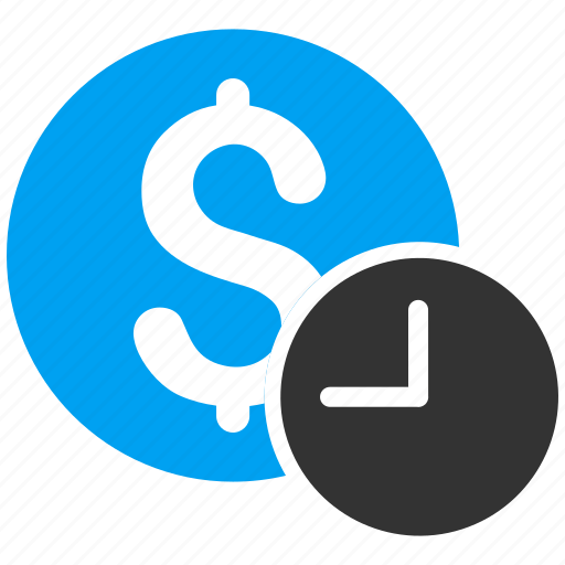 banking, credit, currency, dollar, finance, money, recurrent payment icon