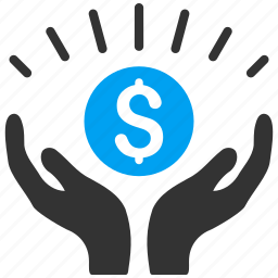 bank, business, earn, earnings, finance, money, salary icon