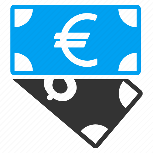 banknotes, business, cash, currency, dollar, euro, money icon