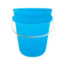 bucket, cleaning, janitor, water bucket icon