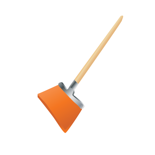 broom, cleaning, janitor icon