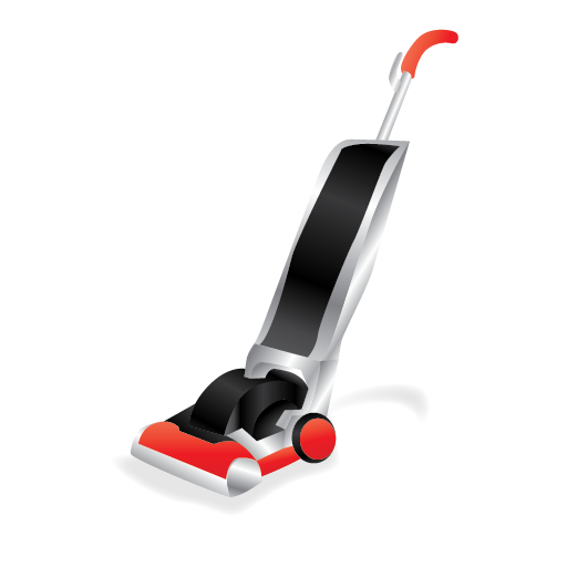 Cleaning Hoover Janitor Upright Vacuum Icon