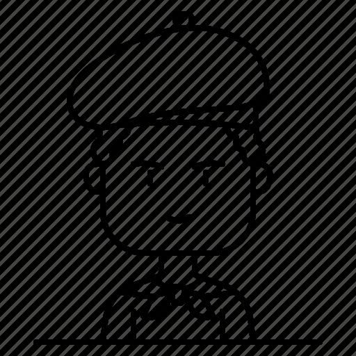 Artist, avatar, designer, male, profession icon - Download on Iconfinder
