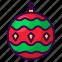 ball, bauble, christmas, ornament, winter