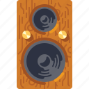 audio, loudspeaker, music, song, sound, speaker, volume icon