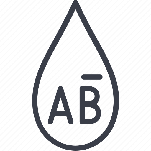 blood group, care, charity, clinic, health care, medicine icon