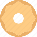 bread, dessert, donut, donuts, doughnuts, food, pastries icon