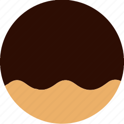 bread, chocolate, dessert, donuts, doughnuts, food, pastries icon