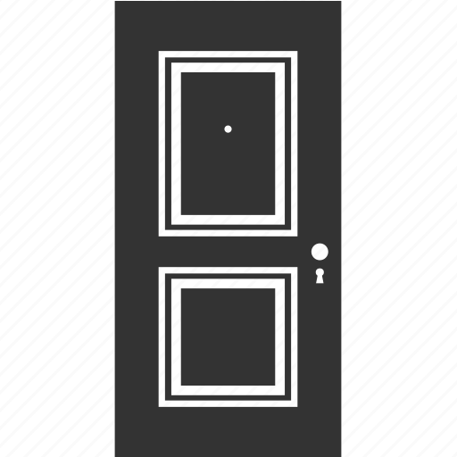 door, home, house, lock, secure icon