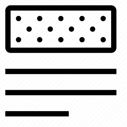 content, image, paragraph, text, top, wrap icon