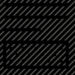 bottom, content, image, paragraph, text, wrap icon
