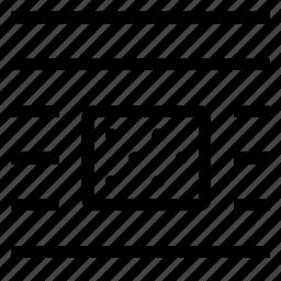 center, content, image, paragraph, text, wrap icon