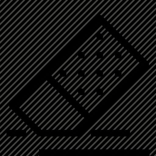 clear, content, delete, eraser, remove icon