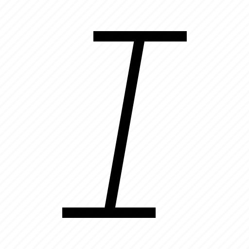 content, format, italic, style, text icon