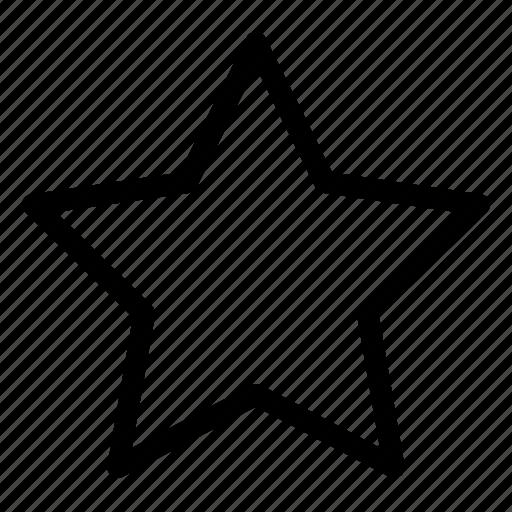 bookmark, design, favorite, rating, star icon