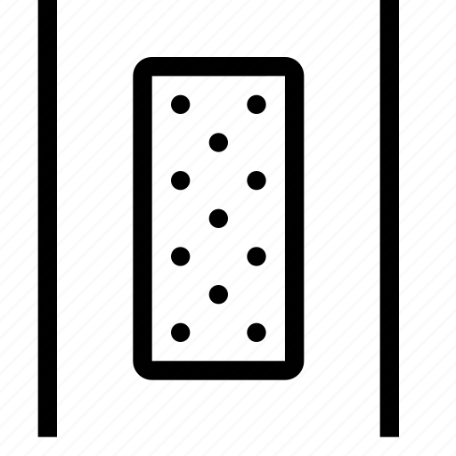 arrange, design, distribute, graphic, horizontal, tool icon