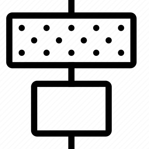 align, arrange, center, design, graphic, horizontal icon