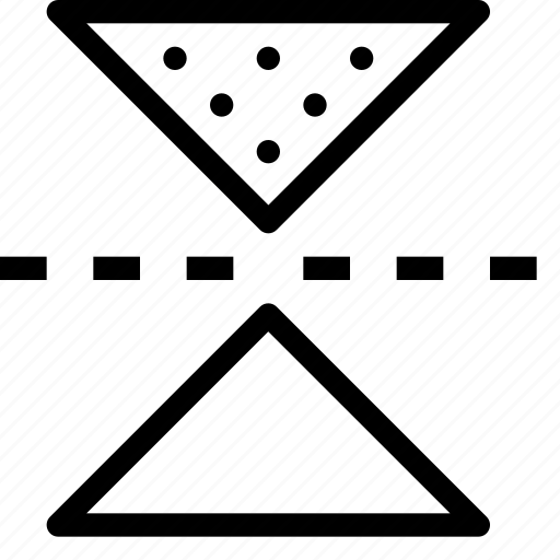align, arrange, design, graphic, tool, vertical icon