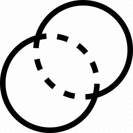 combine, design, layer, merge, union icon