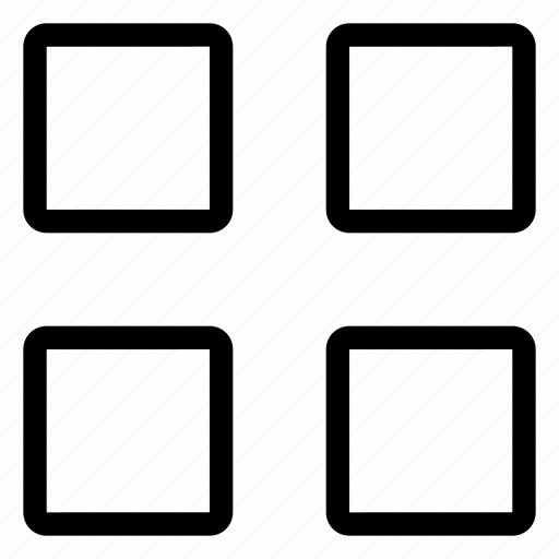arrange, block, design, grid, view icon