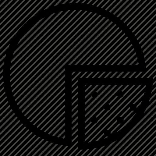 analytics, chart, data, pie, report, statistic icon
