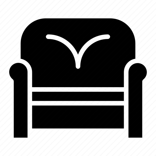 couch, decoration, furniture, household, interior, seat, sofa icon