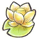 lotus, flower icon