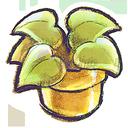 flowerpot, plant icon