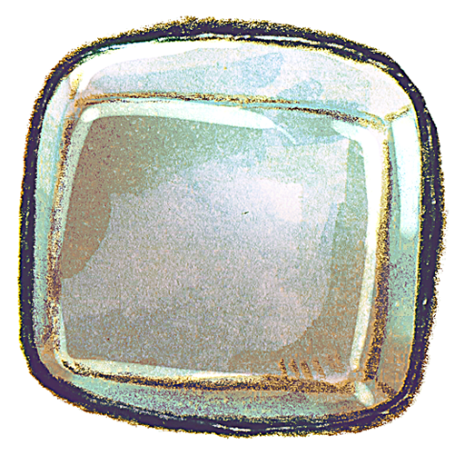 adobe, block icon
