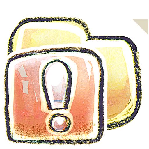folder, important icon