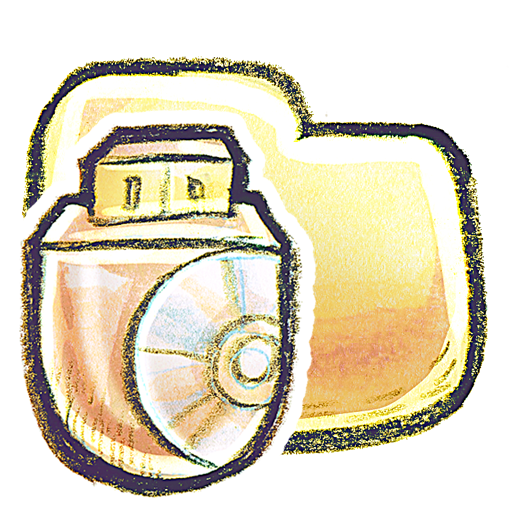 folder, portableaoo icon