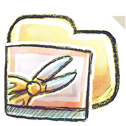 folder, screenshot icon