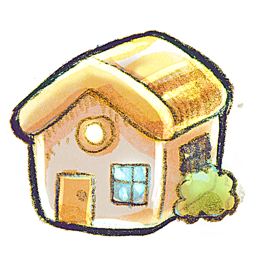 home, places icon