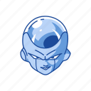 alien, anime, cartoon, dragon ball, freeza, frieza, villain icon