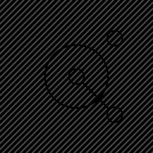 align, cmyk, color, design, draw, ilustrate, pen icon