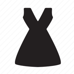 dress, long, shopping, skirt icon