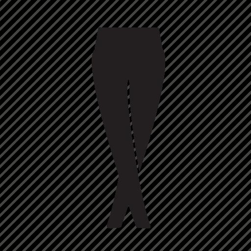clothing, dress, fashion, long, pants, shopping, trousers icon