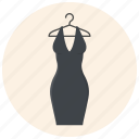 clothes, clothing, dress, fashion, hanger, style, wear icon