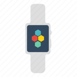 accessory, apple, clock, iwatch, technology, time, watch icon
