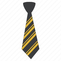 clothing, dress, formal, neck, official, tie, wear icon
