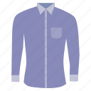 clothing, dress, fashion, formal, shirt, style, wear icon