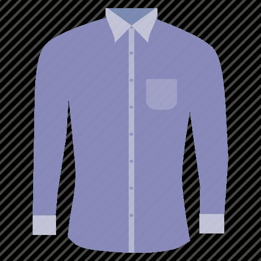 clothing, dress, fashion, formal, shirt, style, wear icon