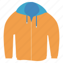 clothing, dress, fashion, shirt, sports, style, sweat icon