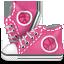 allstar, dribbble, shoes