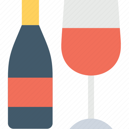 alcohol, beer bar, drink, whiskey, wine icon