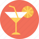 drink, margarita, orange juice, refreshing drink, summer drink icon