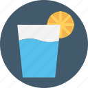 drink, fruit juice, orange juice, refreshing drink, summer drink icon
