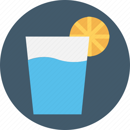 drink, fruit juice, orange juice, refreshing drink, summer drink icon