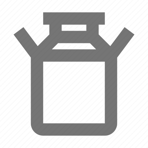 beverage, canister, drink, fresh, jar, jug, milk, raw icon