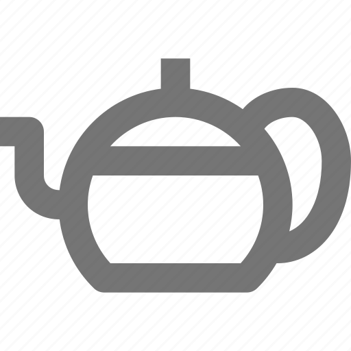 beverage, boil, hot, kettle, pot, serve, tea icon